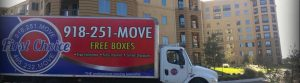 Commercial Moving Services Tulsa