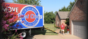 Tulsa moving company Frist Choice Relocation