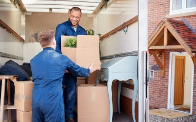 Top 5 Reasons to Hire a Professional Moving Company